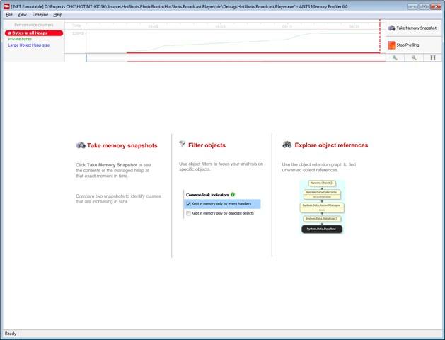 ANTS-Memory-Profiler-Screenshot-Step-1